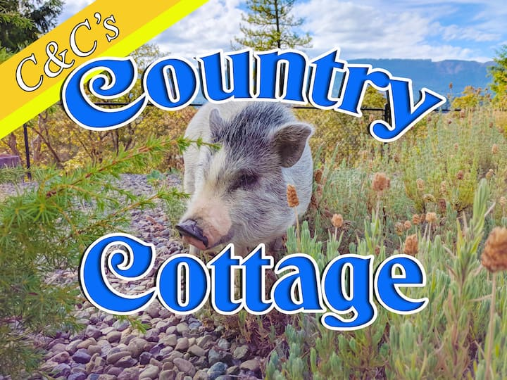 C&C's Country Cottage Hobby Farm Mountain Retreat