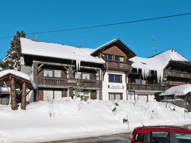 Apartment Haus Alpenblick for 4 persons in Schluchsee