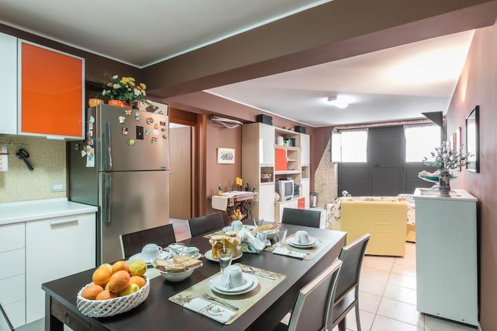 ODOREDIMARE HOUSE - Avola - Hus