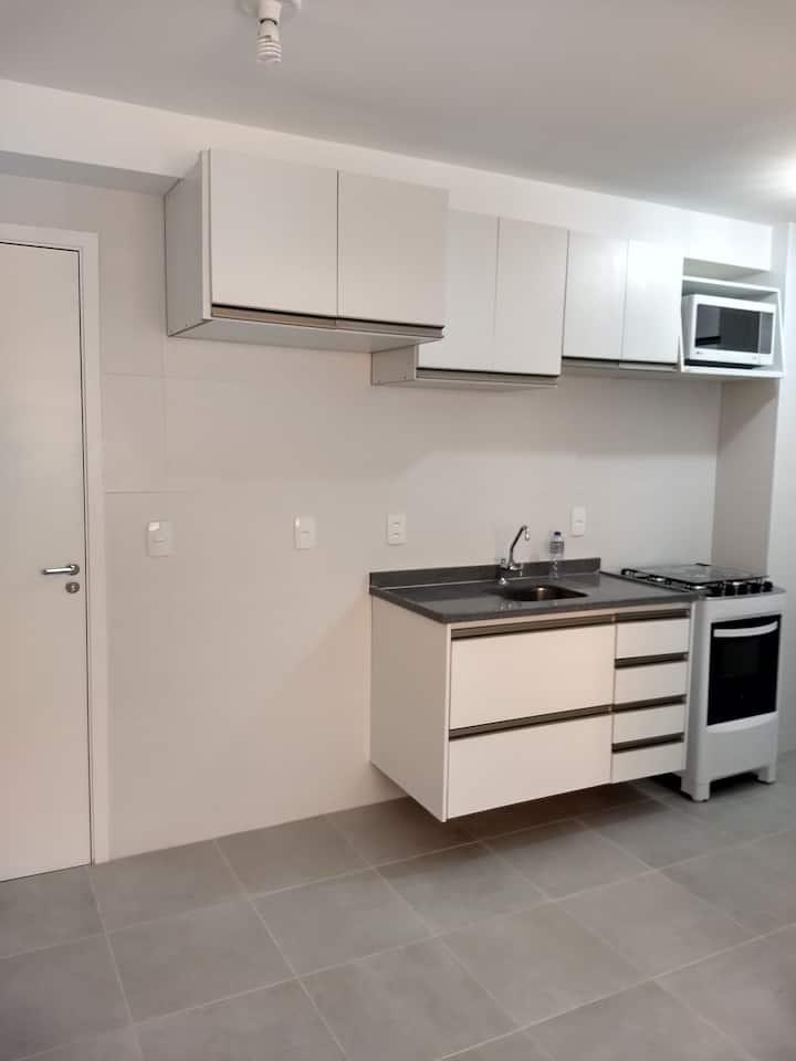 Apartamento Novo com Sky Lounge