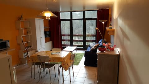 Studio pour 2 personnes en Ardenne