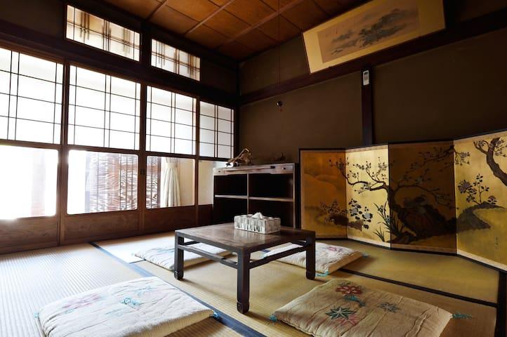 Antique MachiyaHouse JR kyoto Toji