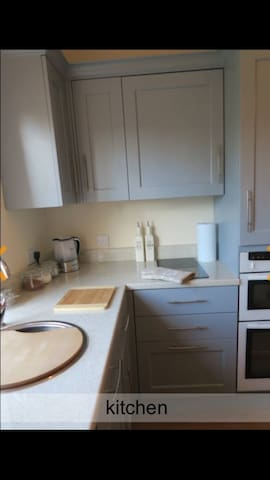 Beautiful self contained apartment - Penwortham - Daire
