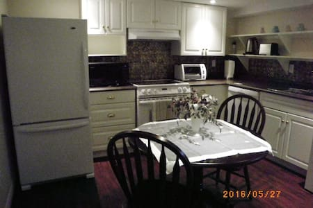 Private one bedroom apartment in family home - Guelph - Apartemen
