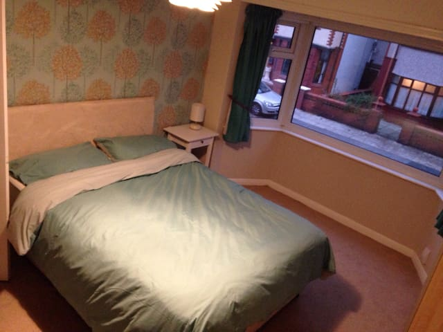 Double bedroom Crosby, Liverpool - Liverpool - Hus