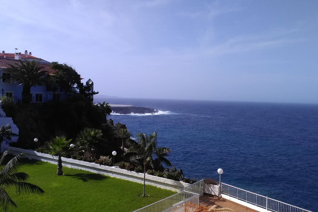 Estudio con vistas piscina y playa tenerife lofts for for Piscina santa cruz de tenerife