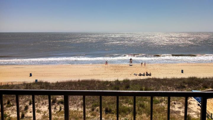 DIRECT--Oceanfront Condo East Winds East!