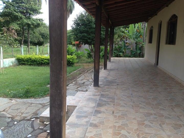 Casa do Centro - Serra do Cipó / Cardeal Mota