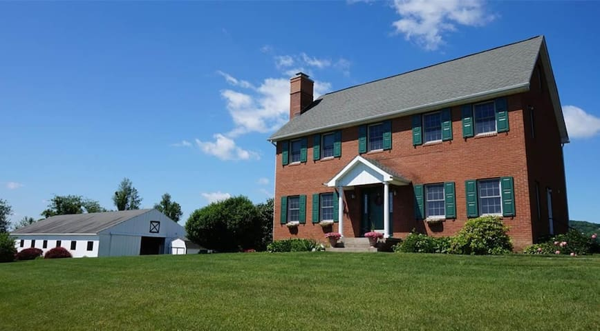 4bdrm Hudson Valley Farmhouse Oasis - Marlboro - House