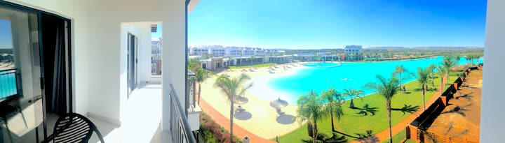 Beachfront 1 Bed Apt by The Capital Hotels Lagoon9