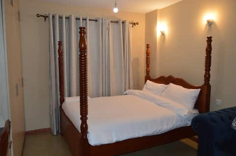 West Suites Apartment 409, Nairobi West Area