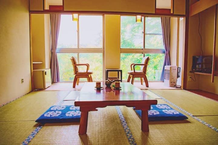 Annex 2F Japanese Room 4 people