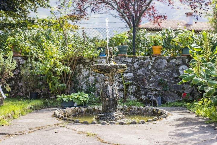 Casa con terreno en aldea de llanes - Llanes, Principado de Asturias, ES - Rumah