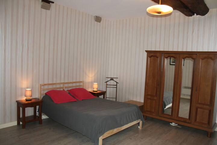 Chambre familiale dans un manoir breton - Roz-Landrieux