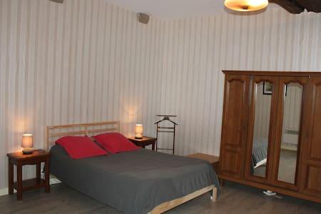 Chambre familiale dans un manoir breton - Roz-Landrieux - Bed & Breakfast
