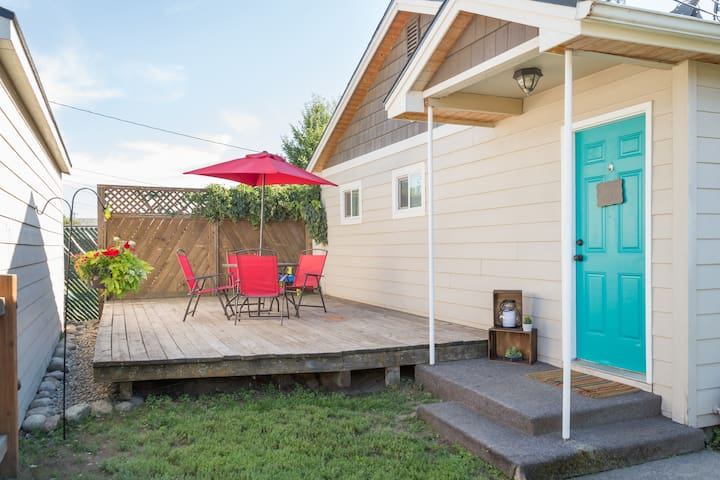 2 Bed/1 Bth House - Family Friendly - Spokane - Haus
