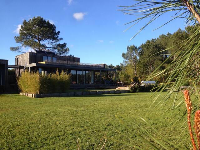 Villa Moutic avec piscine - Messanges - Rumah