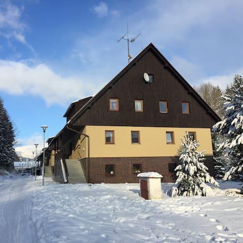 Apartmán V Zeleni - Dolní Morava - Apartamento