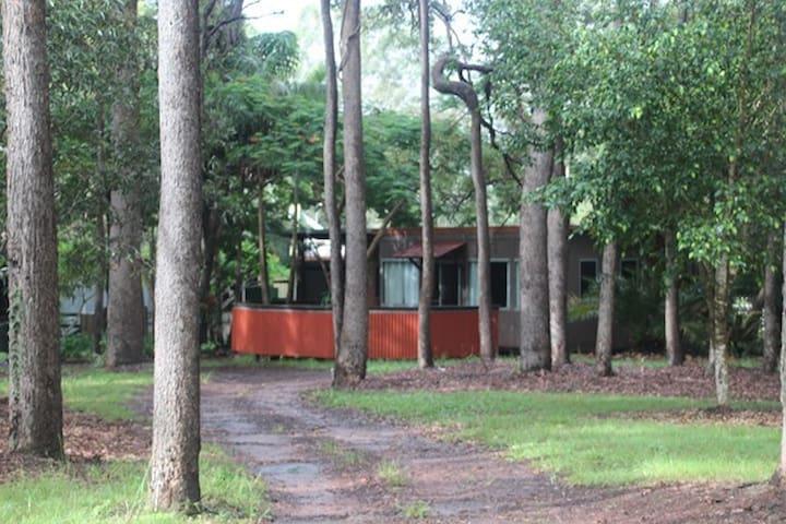 Twin Bunya Park - farm stay - Imbil - Kulübe