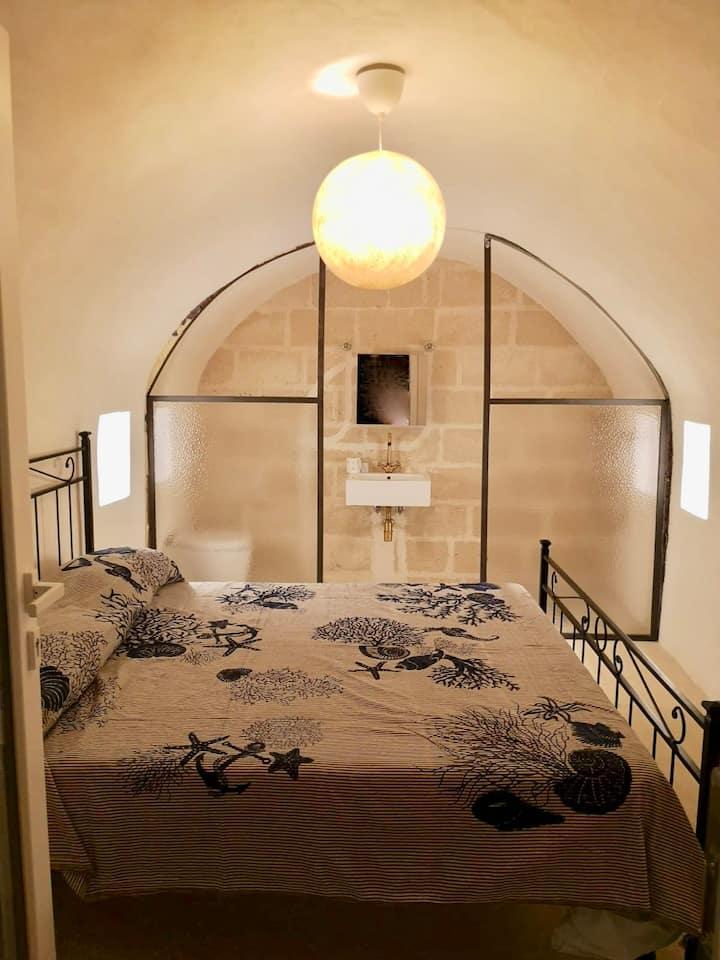 Villa Stella - Trullo Guest Bedroom