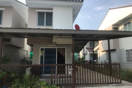 BK House Buriram 1BR 1Bath 3P (10 km from Arena)