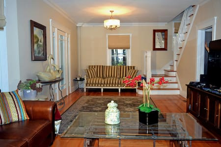 Upscale Quiet Retreat at South Jersey