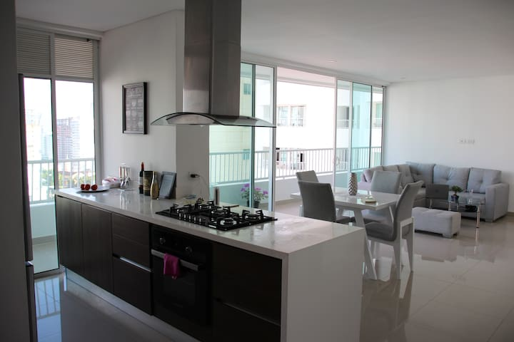 Whole appartment for holidays