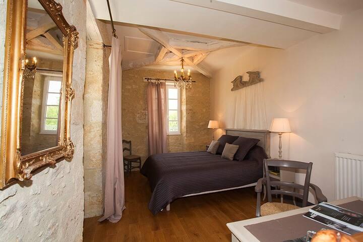 Maison d'hôtes Les Bruhasses Suite Ballade en rêve