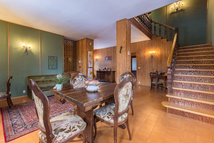 La Nostra Baita - A chalet in the mountains - San Giorio - Casa de campo