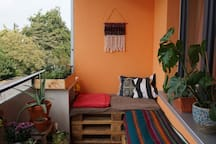 Dein Balkon/Your balcony
