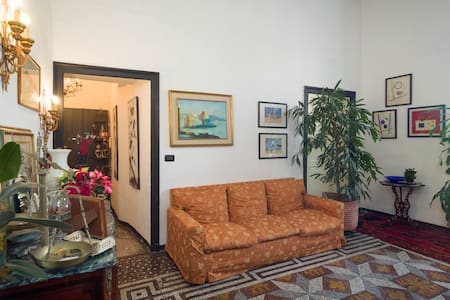 camera con vista - Genua