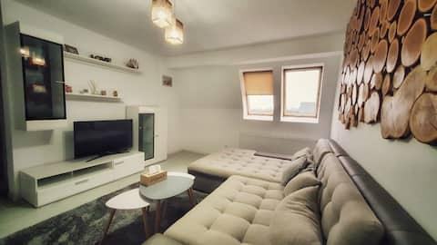 Apartament modern si comfortabil in zona linistita