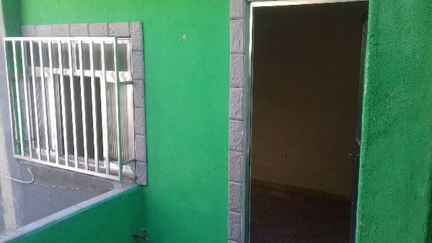 House near the Olympic Centre of Deodoro