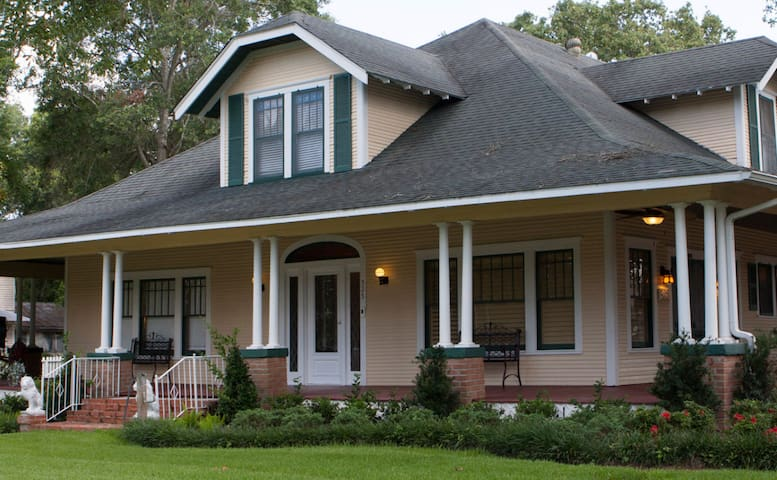 Beautiful bed and breakfast - New Waverly - Pousada