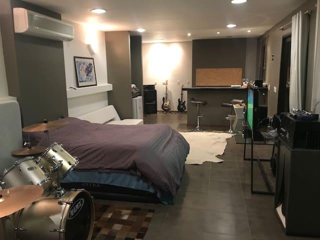 Loft cobertura - espaço exclusivo