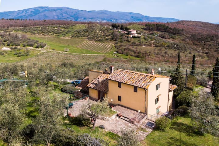 Charming Country House nr Florence