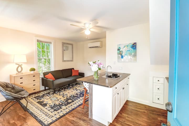 Fully furnished 1 BR! Adorable downtown living!