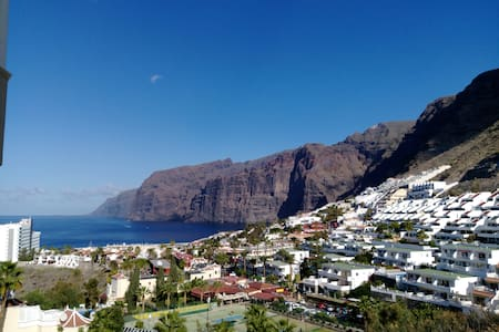 LUXURY BIG Apartment  in Los Gigantes - Ocean View - Santiago del Teide - Apartment