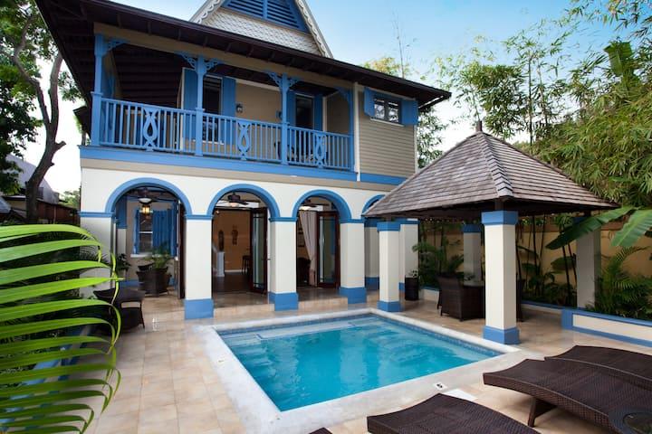 Nutmeg Villa