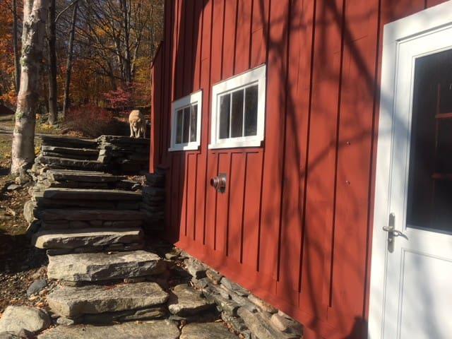Newfane, studio on 33 acres of Vermont beauty