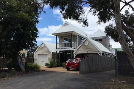 Ocean view beach house in Anglesea! - Anglesea - Talo