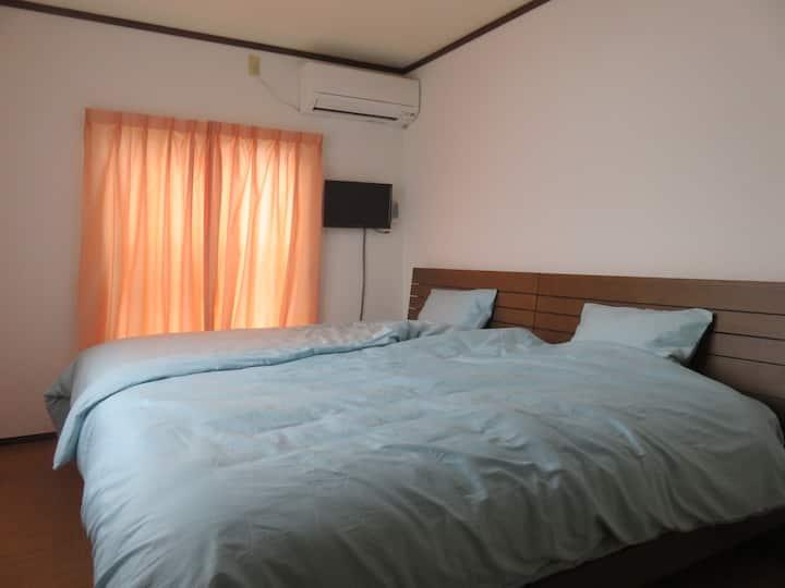 Sanjamachi guest house matsu room