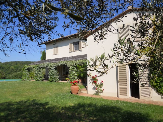 Podere Le Verzure - True Toscana - Murlo - Bed & Breakfast