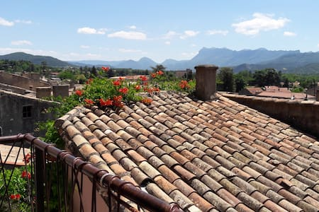 Superb pied-à-terre between Vercors and Provence - Crest - Apartamento