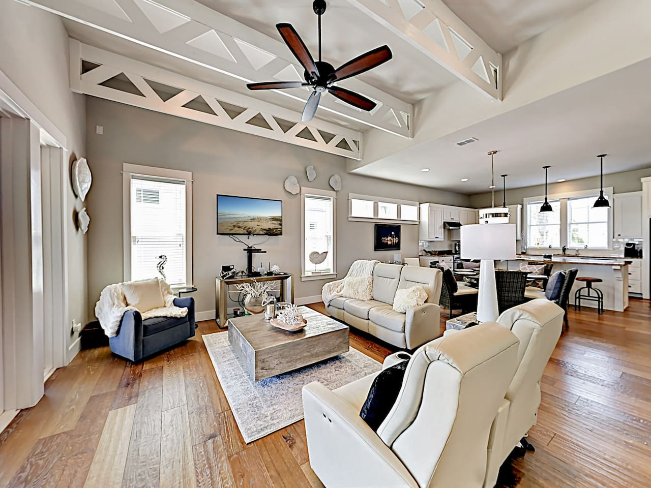 Welcome to Rockport! This stunning home is professionally managed by TurnKey Vacation Rentals.