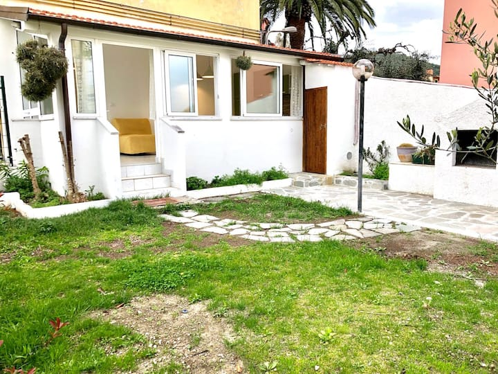 House with garden and garage - Cinque Terre