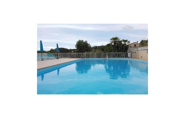 Holiday apartment with 1 bedroom on 35 m² in Cervione