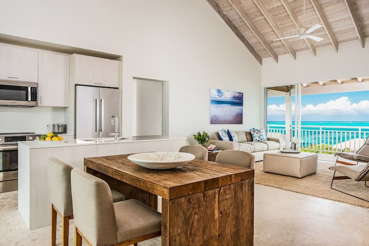 Ridgetop Two Bedroom Ocean View Suite