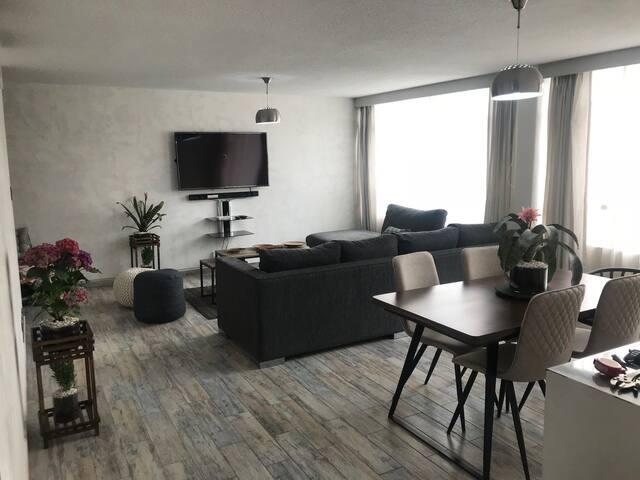 Extraordinaria, cómoda y céntrica habitación B