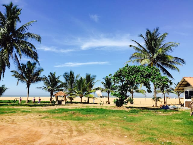 Sky Beach Hotel - Negombo - Appartement